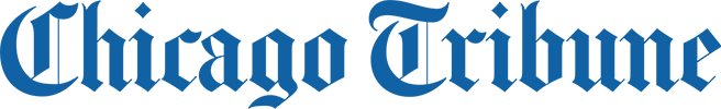 Logo Recognizing The Law Offices of Steven R. Adams's affiliation with the Chicago Tribune