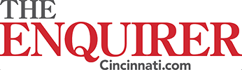 Logo Recognizing The Law Offices of Steven R. Adams's affiliation with Enquirer Cincinnati