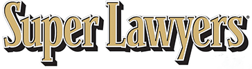 Logo Recognizing The Law Offices of Steven R. Adams's affiliation with Super Lawyers